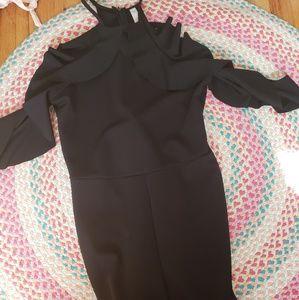 Pants - ⭐3 for $10⭐Cold Shoulder Jumpsuit